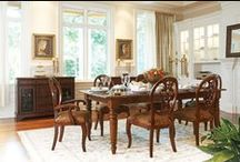 Dining Rooms by Bombay Canada / Whether fro everyday dining or hosting guests your dining room can be a focal point in your home - view our Bombay Dining Rooms for inspiration in your home!