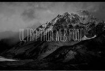Beautifully Designed Web Fonts