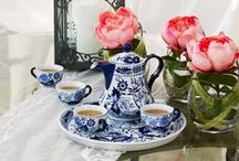 How do you take your tea? / How do you take your tea?