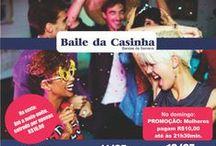 Eventos / Bailes e outros eventos realizados na Casa de Portugal.