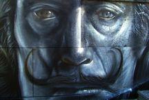 Streetart / Arte pura!!
