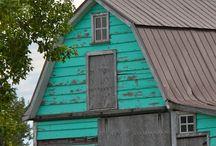 Dream House & Barn