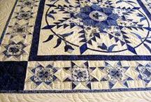 Quilts: Feathered Star