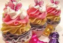 ♡ SOAP - CUPCAKES