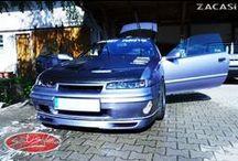 Opel Calibra / Weitere Bilder seht Ihr auf: www.seat-styler.de/sitzbezuege-opel-calibra/