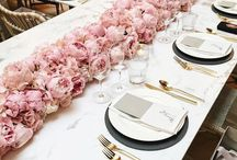 I do - Setting Tables / Party, location, embellishments, ornating, flowers, decor, reception, centerpieces ideas