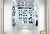 What Women Want / Cinderella master closet reveal