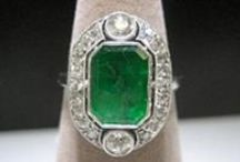 May's Emerald / One of the rarest, and most fragile gemstones is also one of the most beautiful: May's Emerald