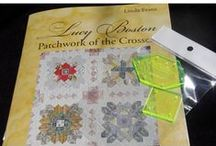 Quilts: Lucy Boston Patchwork of The Crosses