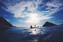 Ocean / Pictures of one of the most inspiring thing in this world