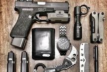 EDC - Every Day Carry / Everyday Carry Kit For The Prepared...