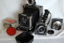 Linhof Super Technika V / Linhof Super Technika V camera and lenses