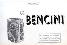 Bencini / Bencini Cameras; CMF Bencini; Bencini Koroll; Bencini Comet; Bencini Relex; Bencini Rolet; Le Bencini; La CMF Bencini