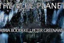The blue planet by Saskia Boddeke