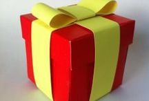 Boxes & Cards / Cards, Boxes, Bags and Wrapping Paper for gifts