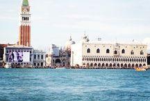 Romantic locations / Veneto romantico