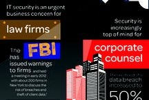 Law Infographics / Infographics for law or lawyers, or data about the legal industry.