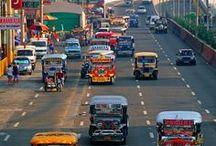 Manila: Bumper to Bumper