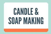 Candle & Soap Making / Candle & soap making are great craft for those who want to make something creative but aren't sure where to begin.