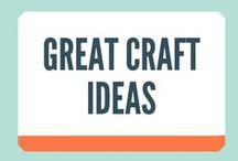 Great Craft Ideas