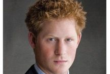 Prince Harry / Don't particularly care for Royals but his face/smile reminds me of my own Harry.  / by Dita Demimonde