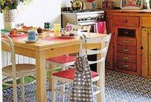 Kitchens / Mutfak dekorasyonu