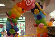 Balloon Arches / Balloon arches can create an amazing statement for any entrance to an event!  Want more? Visit www.balloonsbytommy.com