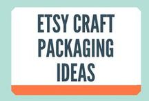 Etsy Craft Packaging Ideas / Stuck with how to package your crafts?