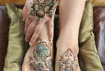 Body painting and Tattoo / tattoos and body painting