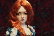 Art Dolls / by E. E. Salum