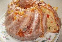 Słodkości / Baby, torty, placki, ciasteczka, desery