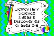 Elementary Science Ideas & Discoveries (Grades 2-6) / BOARD RULE: For every 1 product pin (either cover, page from the resource, GIF, long pin, or your pin in action) please give at least 4 related resource pins.   Happy Pinning! Email sciencegirllessons@gmail.com for more info.