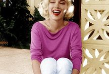 Miss Marilyn Monroe ❤️ / The greatest legend, who contained beauty, and intense knowledge. Miss you Marilyn.