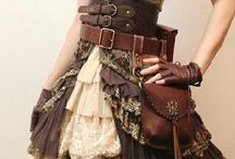 Steampunk / Steampunk style, accesories, clothes etc.