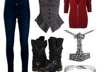 Clothes / Clothes I like. <3