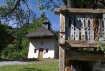 Villages typiques des Pays de Savoie / Les Guides du Patrimoine des Pays de Savoie vous invitent à la découverte de l'habitat traditionnel savoyard dans les bourgs et villages typiques  http://www.gpps.fr/Guides-du-Patrimoine-des-Pays-de-Savoie/Pages/Site/Qui-sommes-nous/Les-thematiques-des-visites