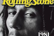 On the Cover of Rolling Stone Mag / One of the greatest mags of all time and the Rolling Stone covers throughout the years #music #musiclegends
