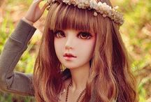 Dolls / This is asian girls.
