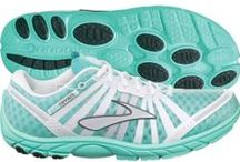 Fitness shoes / Fitness and running shoes / by Jennifer Down