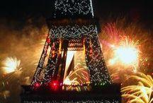 Paris / À la manière de nos carnets de voyage, on vous dévoile ici nos excursions et nos coups de cœur dans la plus belle ville du Monde. Oui, vraiment, elle l'est ♡ Voir nos bonnes adresses ici : http://www.etpourtantelletourne.fr/paris/  #parisjetaime