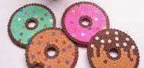 Perler beads / A board full of inspiration for perler/ hama beads.