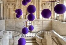 Installation Art / Contemporary art and design installations