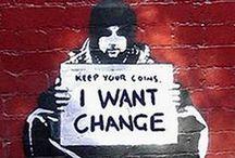 Street Art / Street and urban art