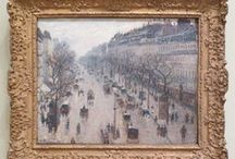 Impressionism / French Impressionist painting