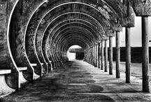 Urban Black & White / Photo Art