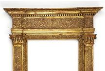 Picture Frames / Picture frame history from the Renaissance to Art Nouveau