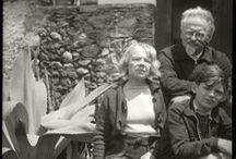 """Photo / La revista """"délibéré"""" publica nuevas fotos de Trotsky en México. 18 negativos revelados."""