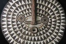 Ethnological Art / Masks and Fetishes