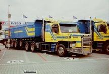 SCANIA T 142 H & 143 H / SCANIA Torpedo 142H = 14 liter motor second serie H= Heavy Transport.
