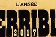 2017, Année terrible / Une chronique d'Edouard Launet.  Chaque samedi, une petite phrase de la campagne des présidentielles passe sous l'hugoscope. Car en France, lorsqu'il n'y a plus rien, il reste Victor Hugo.